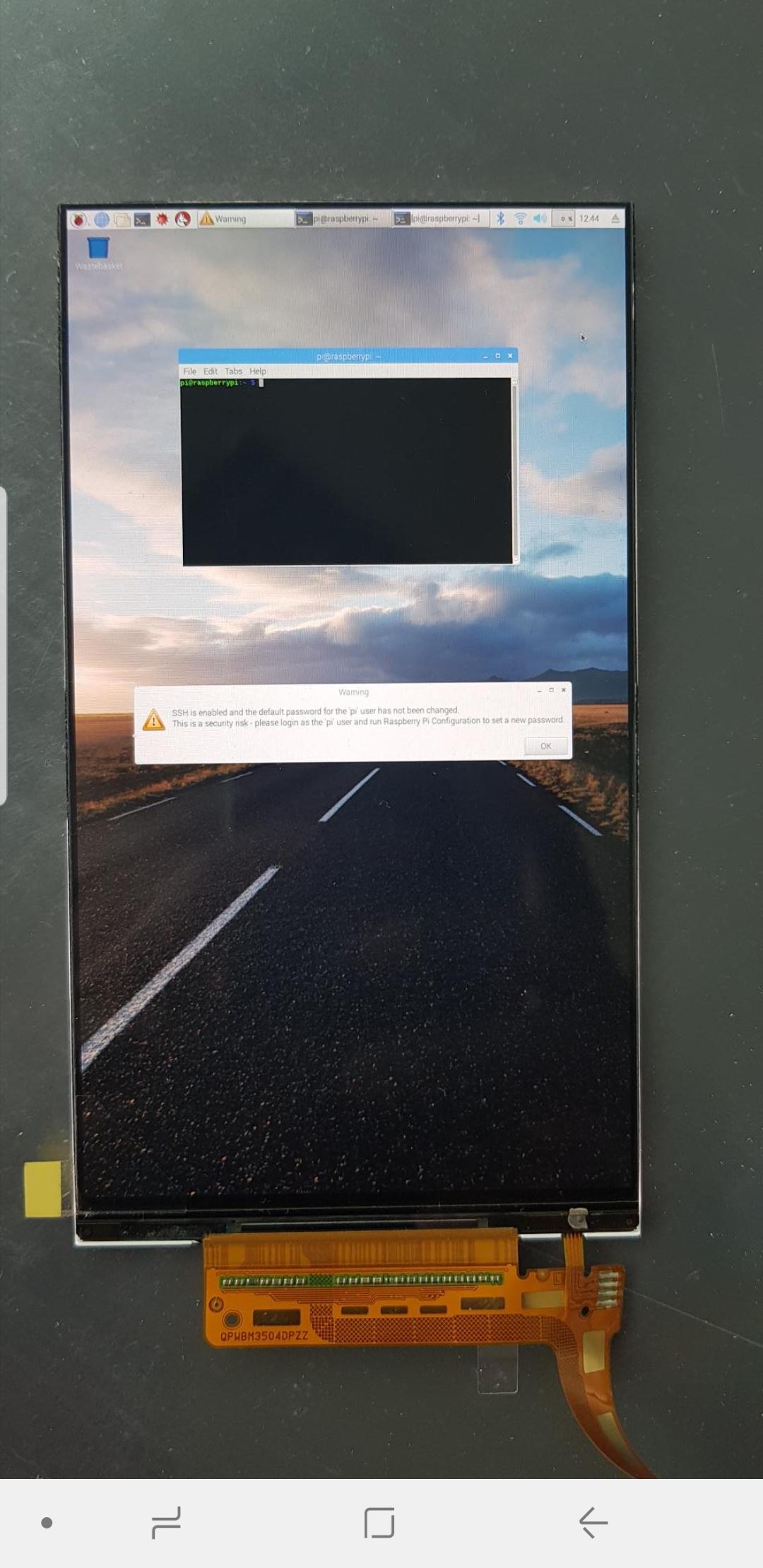 HDMItoDSI-2K MIPI driver screen rotation - Raspberry Pi Forums