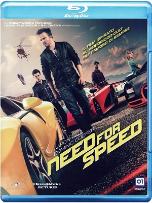 Need For Speed (2014) FullHD 1080p HEVC DTS ITA + AC3 ENG