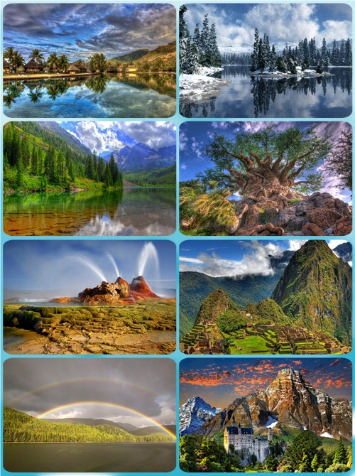 Most Wanted Nature Widescreen Wallpapers # 489