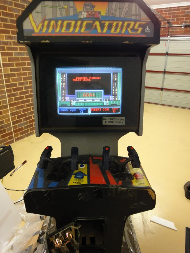 atari vindicators restoration archive aussie arcade rh aussiearcade com