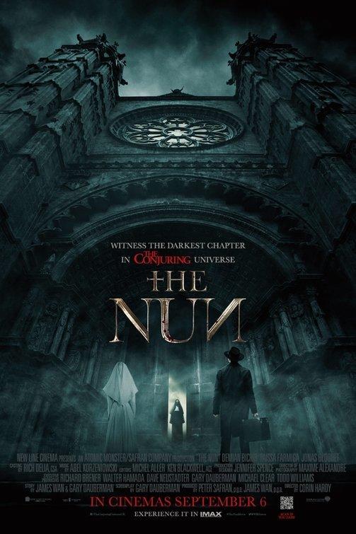 The Nun (2018) 720p HDRip 800MB
