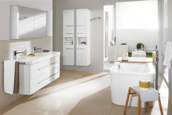 Шкафы и шкафы-пеналы в ванну