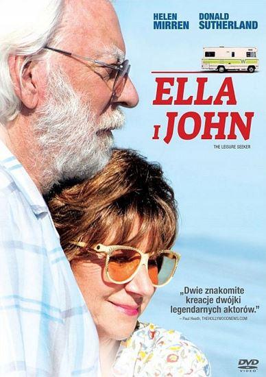 Ella i John / The Leisure Seeker (2017) PL.AC3.DVDRip.XviD-GR4PE   Lektor PL