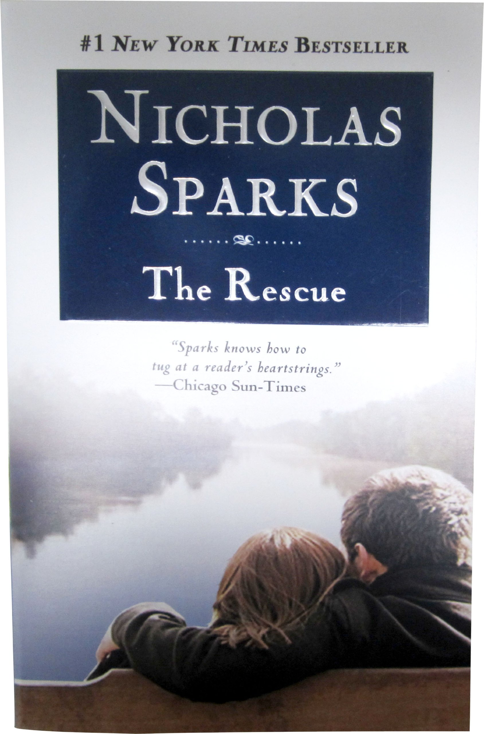 the rescue by nicholas sparks About the author with over 100 million copies of his books sold, nicholas sparks is one of the world's most beloved storytellers his novels include 12 #1.
