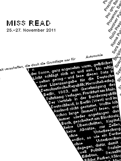 Rafaela Drazic Miss read KW Berlin