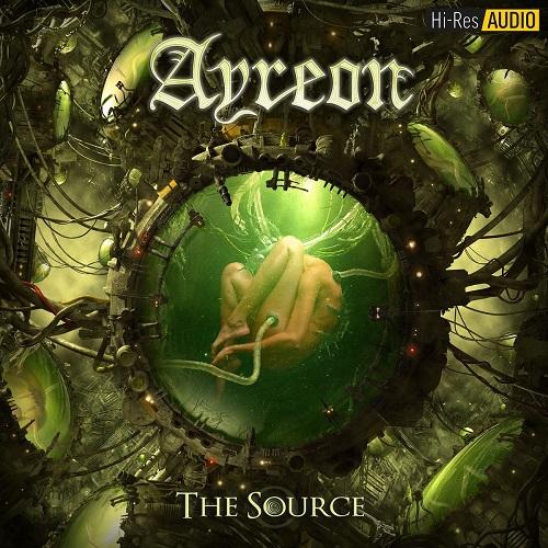 Ayreon - The Source (2017) [FLAC 48 kHz/24 Bit]