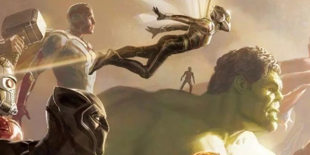 ANT-MAN AND THE WASP - 15 Easter Eggs And References You Need To See - SPOILERS