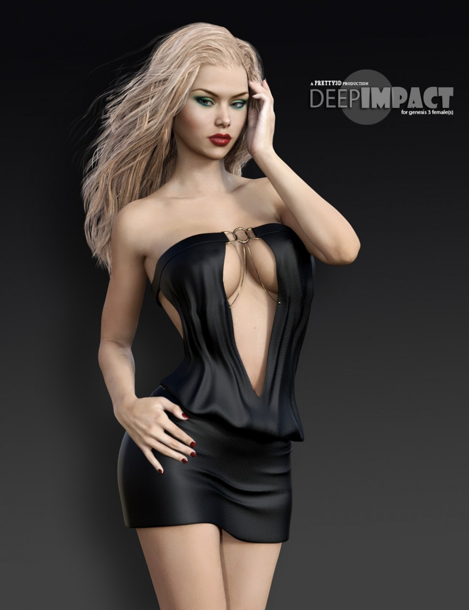 Deep Impact for Genesis 3 Female(s)