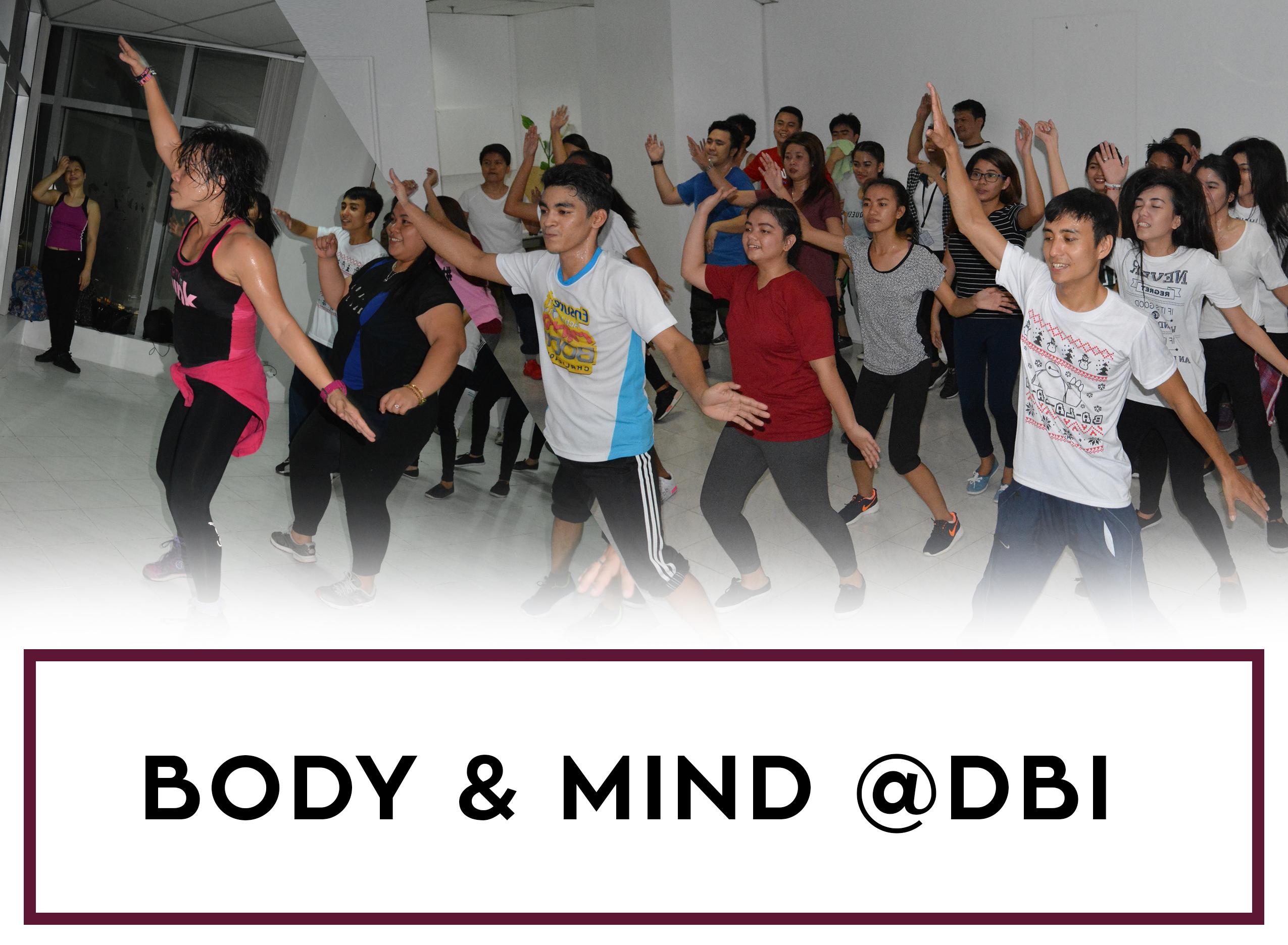 Body & Mind @DBI