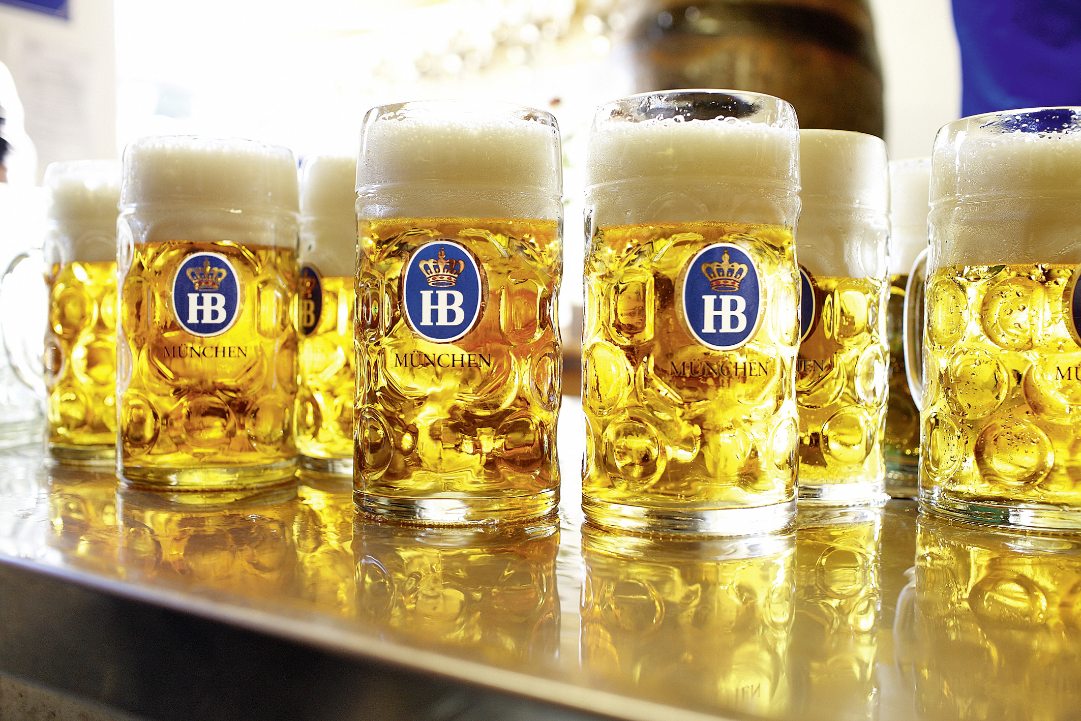 Hofbräuhaus beer hall and restaurant Las Vegas