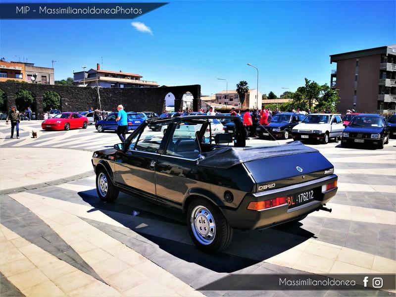 6° Festa dei Motori - Piazza Vicerè, Catania Bertone_Ritmo_Cabrio_S85_1_5_84cv_BL176212_3