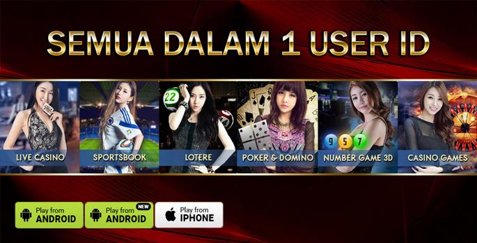 Agen Bola Terpercaya, Agen Casino Terbaik, Agen Poker Indonesia Terbesar