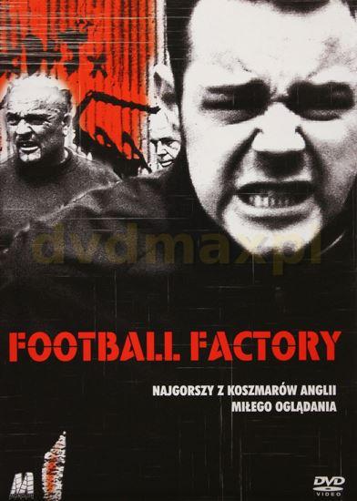 Football Factory / The Football Factory (2004) PL.BRRip.XviD-GR4PE   Lektor PL