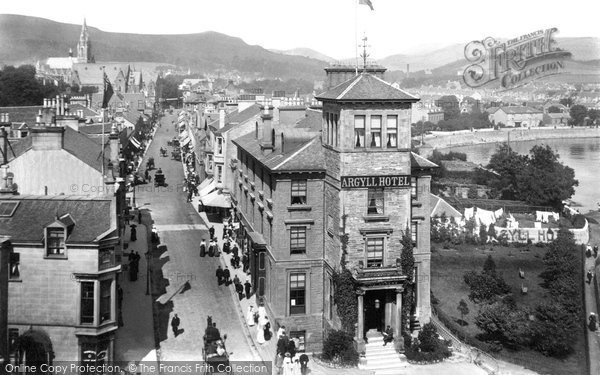 Tales of Home [7] - Page 9 Dunoon-argyll-hotel-main-street-1904-52614