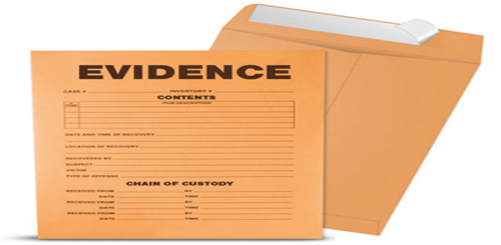 Official Evidence Law
