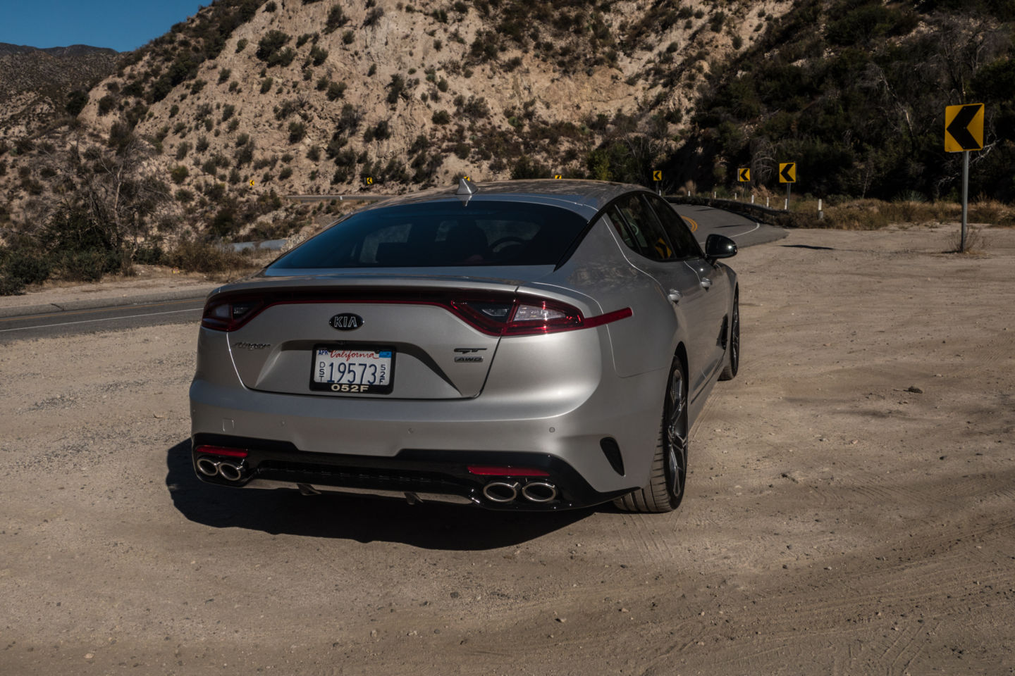 Official Silky Silver Kia Stinger Pictures Thread