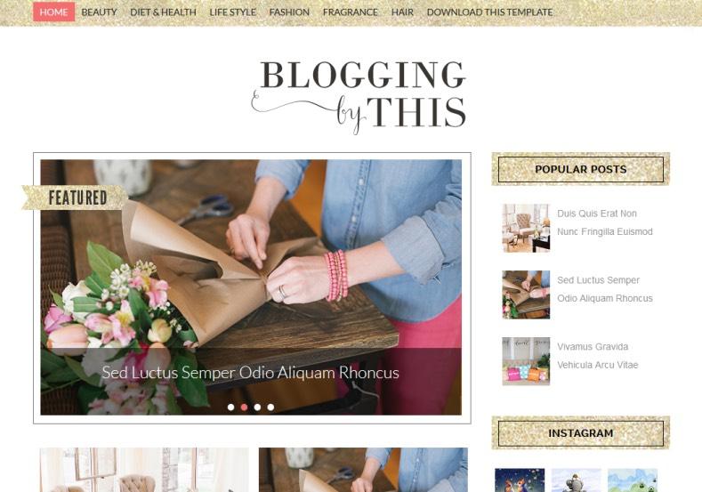 Blogging_Template