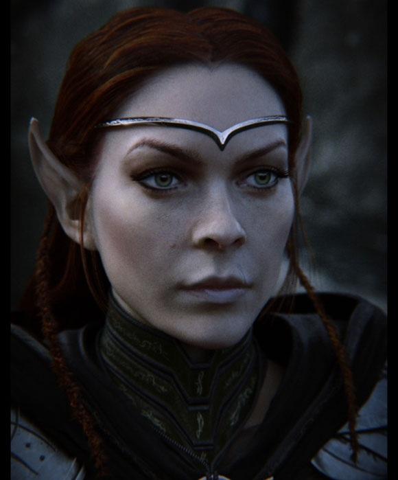 Why Does The Forgotten Altmer Hero Not Have Elven Eyes Elder - 21 girls forgotten eyebrows look like