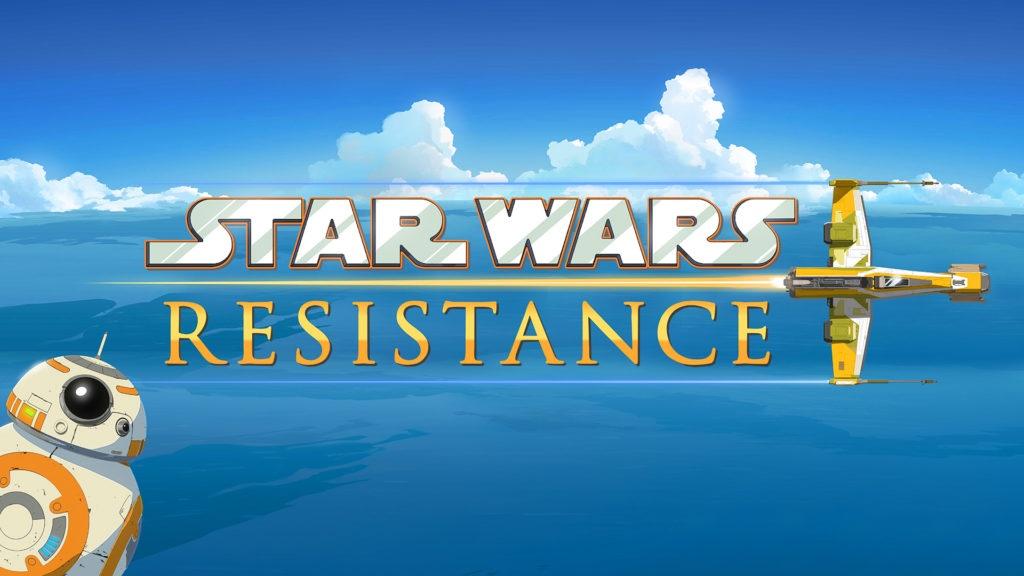Борись! Премьера мультсериала «Звездные войны: Сопротивление»