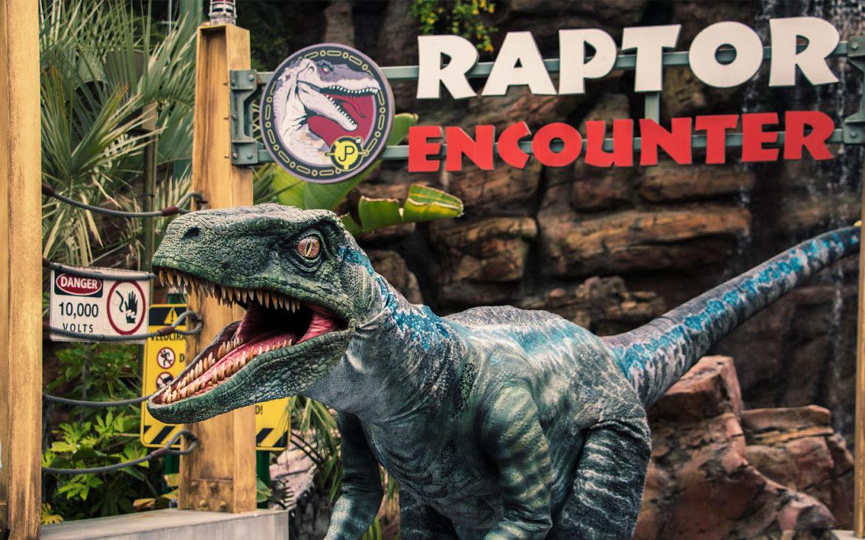 Jurassic World at Universal Orlando Resort