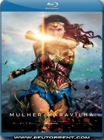 Mulher Maravilha Torrent (2017) Dublado BluRay 720p e 1080p 5.1