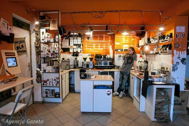 kawiarnia speciality brisman poznań