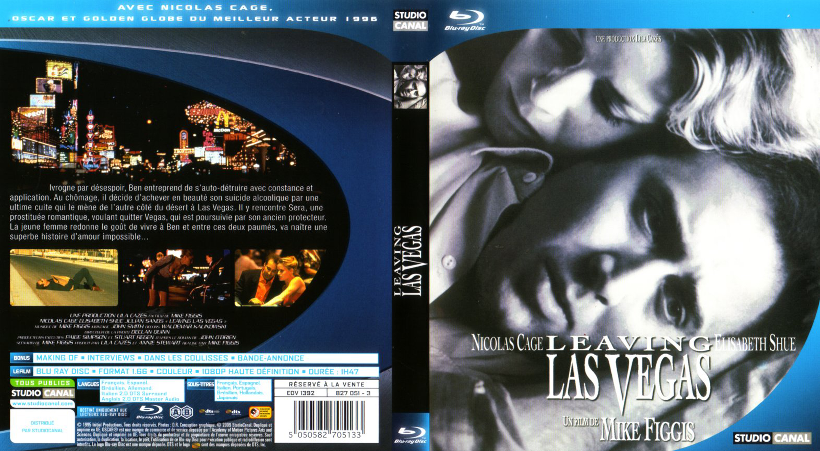 Adiós a Las Vegas(1995)[1080p/MKV][Dual/Lat][H264/BRrip]