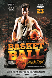31_basketball_match_night_flyer