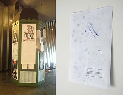 Rafaela Drazic Power to the people mail art Melbourn
