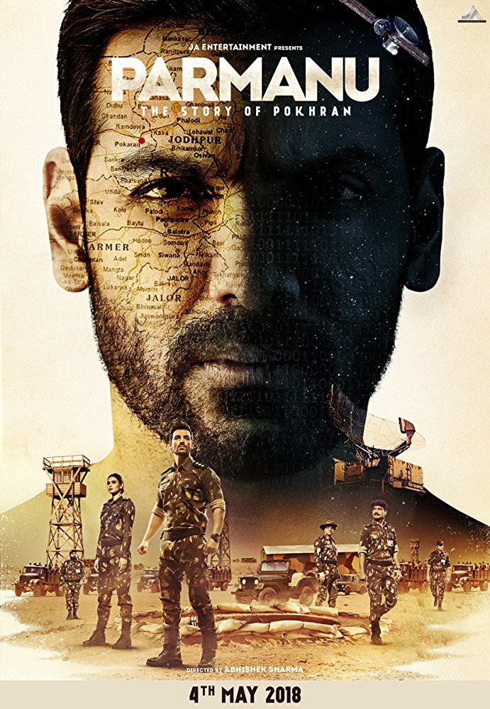 Parmanu: The Story of Pokhran (2018) Hindi 720p HDRip 1GB x264