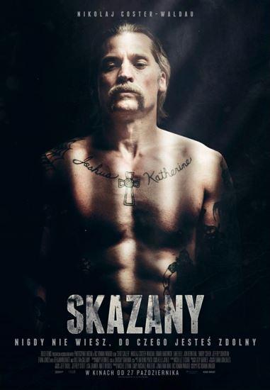 Skazany / Shot Caller (2017) PL.BRRip.XviD-GR4PE | Lektor PL