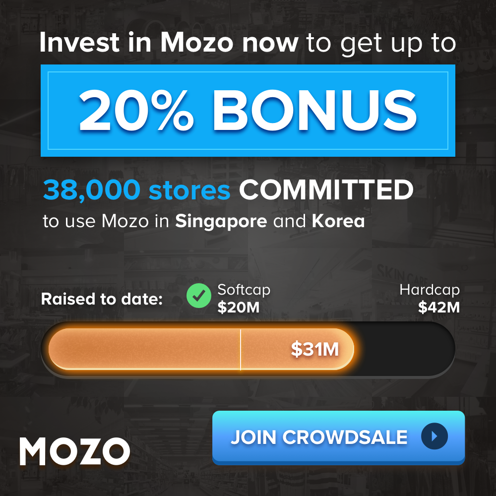 {filename}-Mozo Token, Only 1 Hour Left Until Mozo Crowdsale!