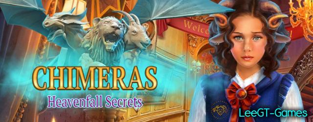 Chimeras 8: Heavenfall Secrets [Beta Version]
