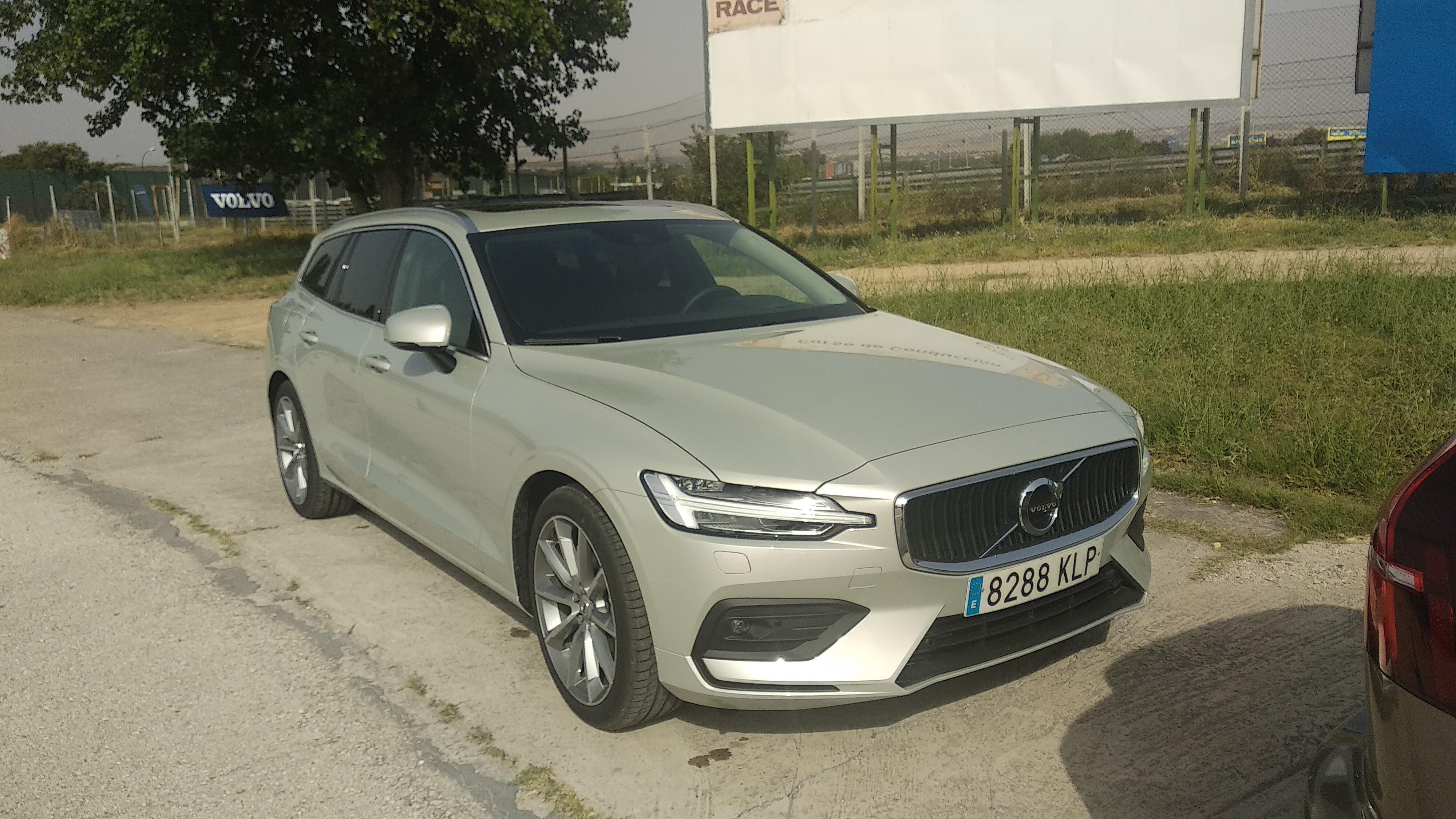 Curso de Conducción segura de Volvo 18