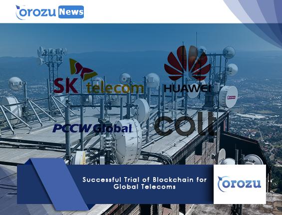 Telecom Companies Testing Blockchain