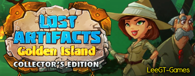Lost Artifacts 2: Golden Island Collector's Edition { vFinal }