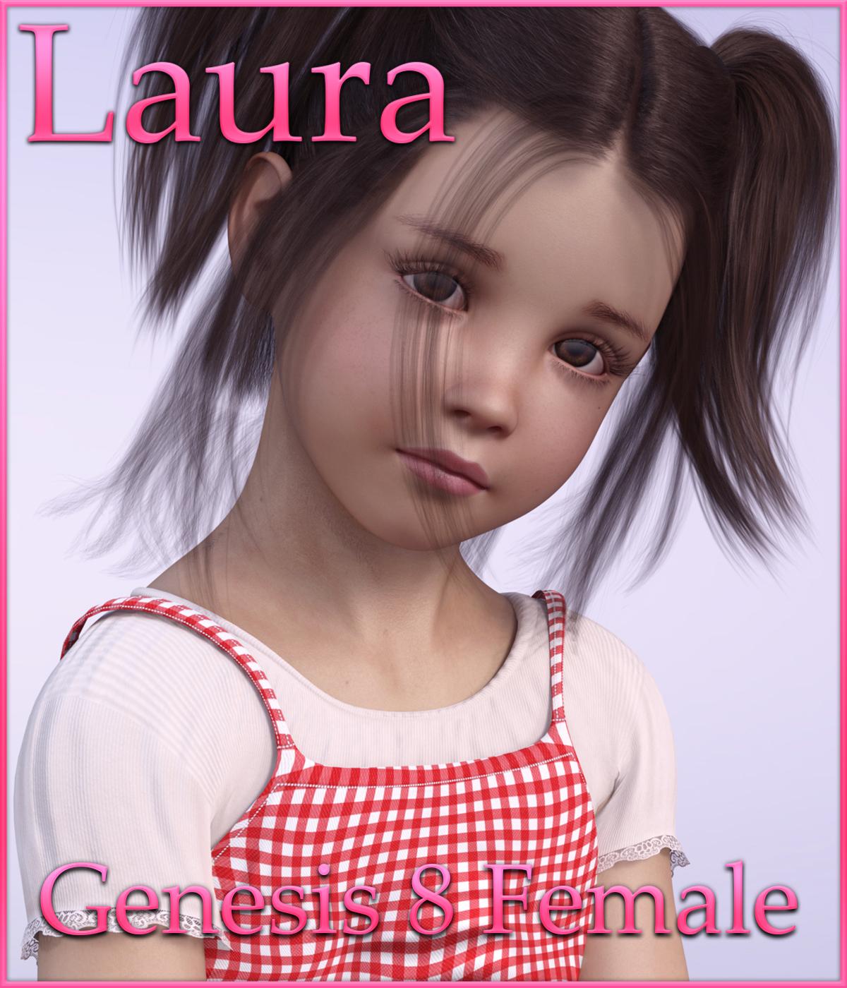 Laura for Genesis 8 Female