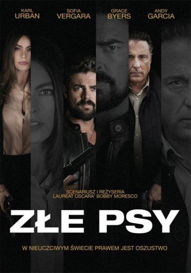 Złe psy / Bent (2018) PL.AC3.DVDRip.XviD-GR4PE | Lektor PL