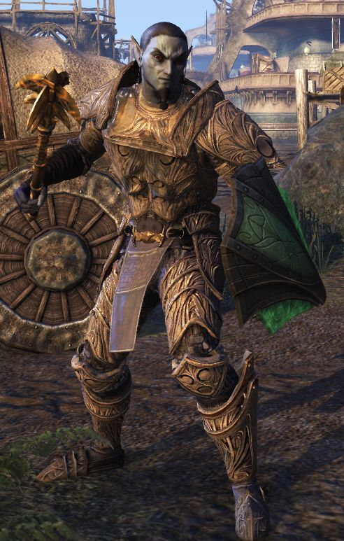 TES3 like Armor binations Old help an Outlander to find proper