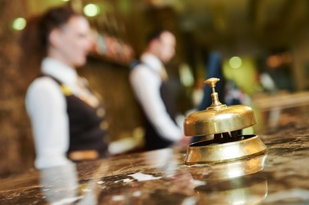 Hotel Reception Manager