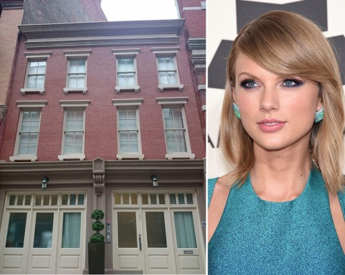Taylor Swift Might Be Secretly Building A Giant Luxury Building In New York City Ohnotheydidnt Livejournal