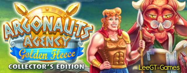 Argonauts Agency: Golden Fleece Collector's Edition [Beta Version]