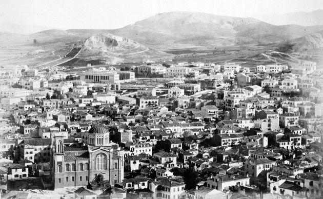 Μητρόπολη Αθηνών