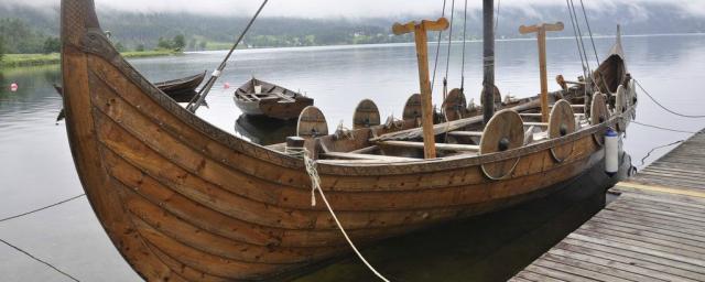 В Норвегии археологи нашли под землей корабль викингов