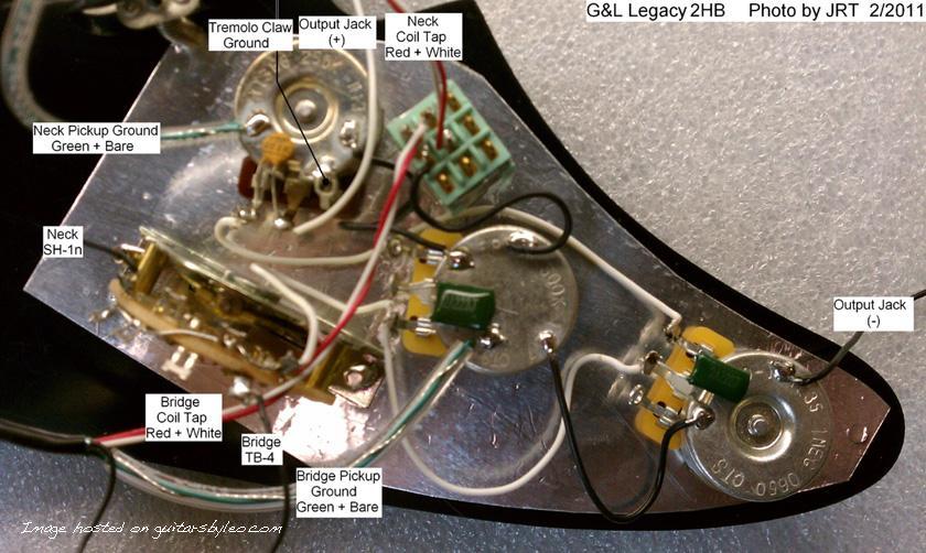 influence off PTB pot values | Telecaster Guitar Forum | Ptb Wiring Diagram |  | TDPRI.com