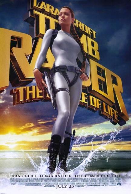 Lara Croft Tomb Raider: The Cradle of Life(2003) BluRay 720p 1.4GB