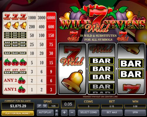 Play Online Slots USA