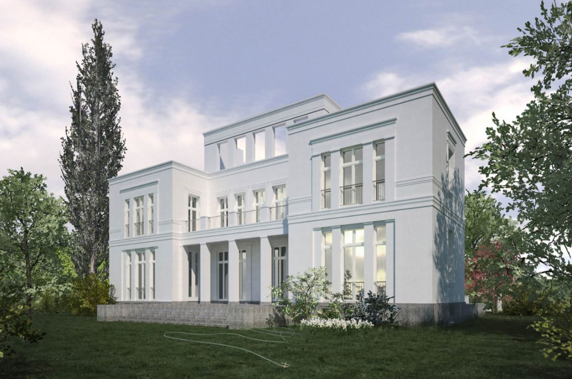 Germanys Neotraditional Architecture Movementthe Berlin Style