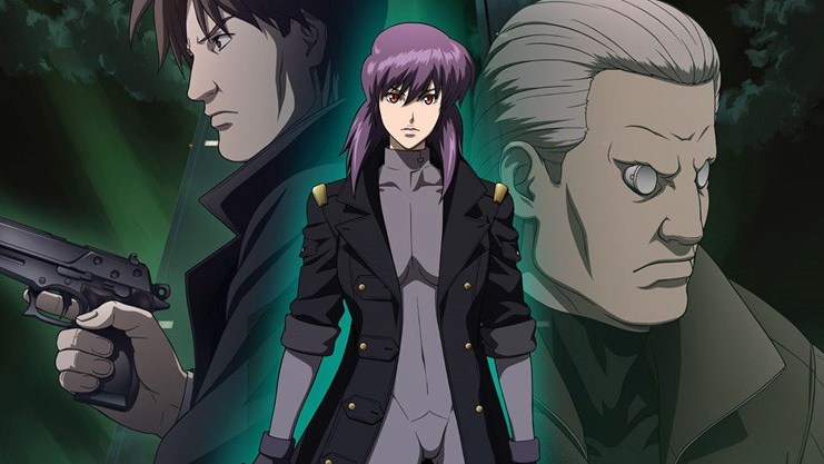 Production I.G.'s New GHOST IN THE SHELL Series Will Consist Of Two 12-Episode Seasons