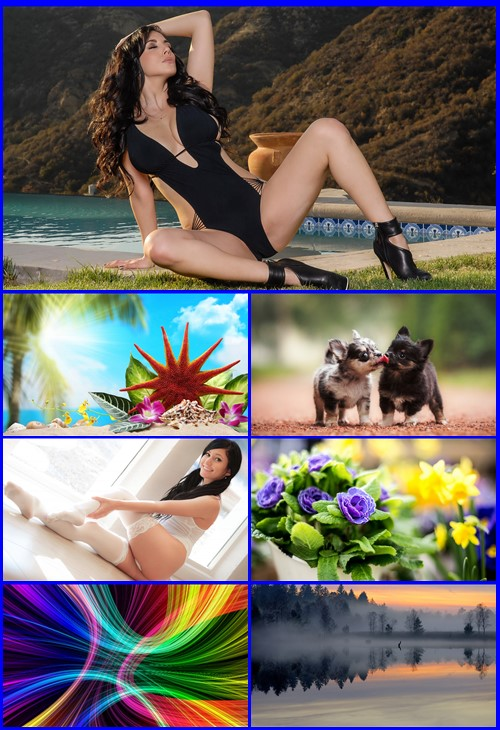Beautiful Mixed Wallpapers Pack 775